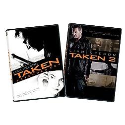 Taken / Taken 2 (Two-Pack)