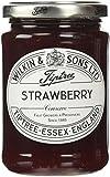 Tiptree Strawberry Preserves, 12 oz