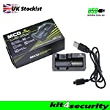 XTAR MC0 Intelligent Battery Charging System - 10440/14500/16340/17500/18350/18500 3.6/3.7V Li-ion batteries