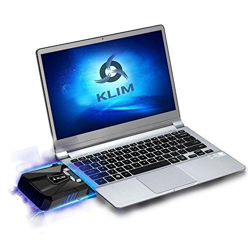 Ventola di raffreddamento laptop per gaming - alte prestazioni - collegamento USB - Base di raffreddamento per computer portatile