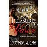 Treasures of Venice: A passion they never expected and a danger they cannot escape ~ Loucinda McGary