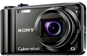 Sony Cyber-SHOT DSC-HX5VB Compact Camera ( 10.6 MP,10 x Optical Zoom,3 -inch LCD )