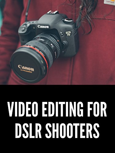 Video Editing for DSLR and Mirrorless Videographers in Premiere Pro