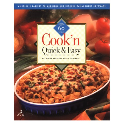 Cook n Quick  Easy Jewel CaseB000071NYC