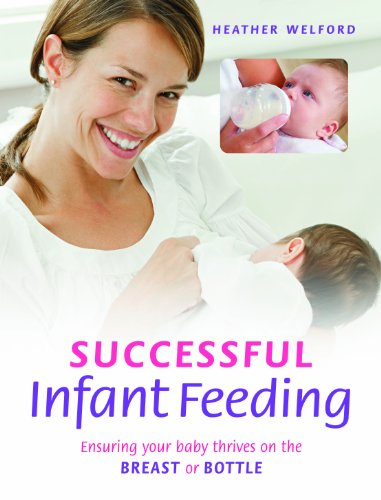 Successful Infant Feeding: Ensuring Your Baby Thrives On The Breast Or Bottle
