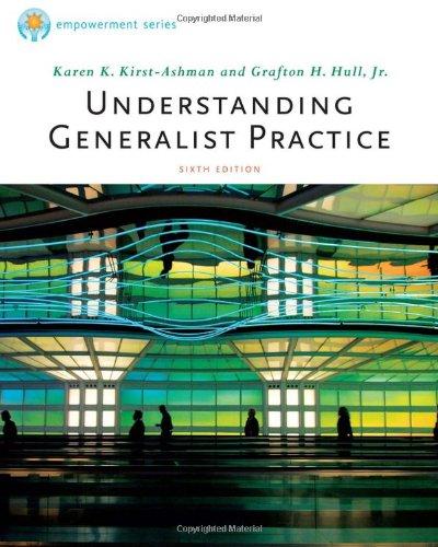 Brooks/Cole Empowerment Series: Understanding Generalist...
