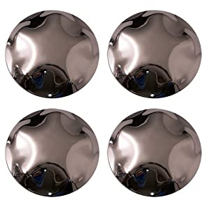 Set of 4 Replacement Aftermarket Center Caps Hub Cover Fits 17×7 Inch Steel Wheel – Part Number: IWCC3329N