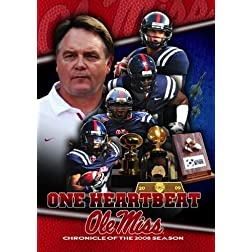 One Heartbeat Ole Miss: Chronicle Of The 2008 Season