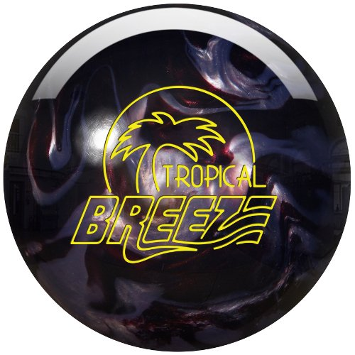 Storm Tropical Breeze Bowling Ball, Carbon/Chrome, 12 lb (Storm Breeze Bowling Ball compare prices)
