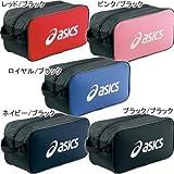 アシックス(asics) チームシューズケース M EBG572 5090 ネイビー/ブラック