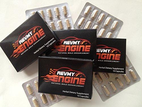 Rev My Engine Natural Male Enhancement & Testosterone
