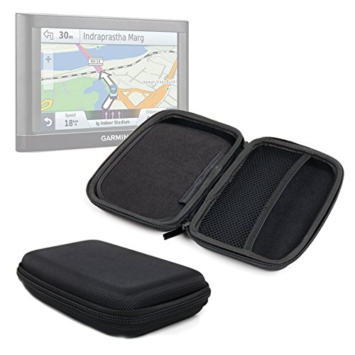 DURAGADGET Road Bike Handlebar 112mm Sat Nav Mount / Case For Garmin Nuvi Models Inc. Edge 800 And Nuvi 30