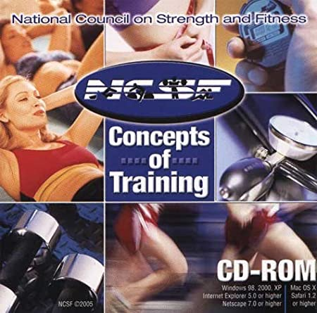 Concepts of Training CD-ROM