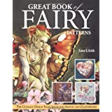 Great Book of Fairy Patterns: The Ultimate Design Sourcebook for Artists and Craftspeople (Paperback)