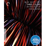 Three Colors: Blue, White, Red (The Criterion Collection) [Blu-ray] ~ Juliette Binoche