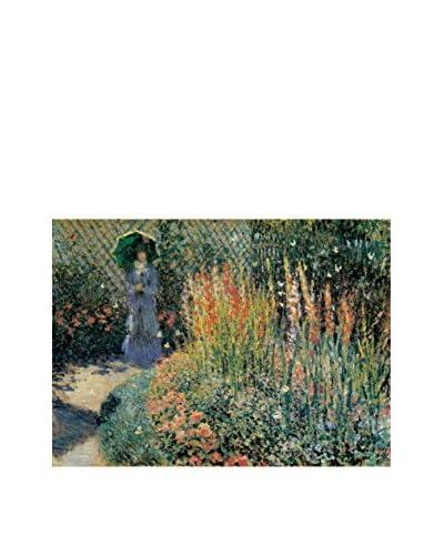 Artopweb Pannello Decorativo Monet Flowers