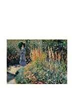 Artopweb Panel Decorativo Monet Flowers