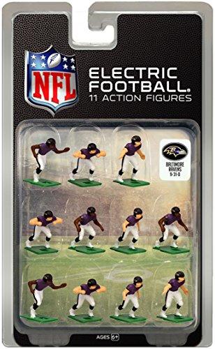 Baltimore RavensDark Uniform NFL Action Figure Set