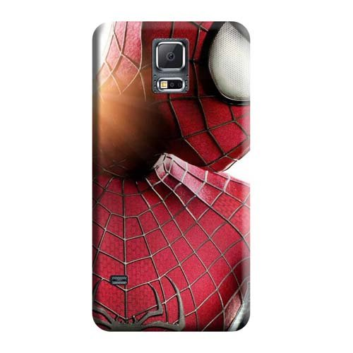 Case Eco-friendly Packaging Spider Man Hot Style Cell Phone Skins Samsung Galaxy S5