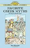 Favorite Greek Myths (Dover Childrens Thrift Classics)