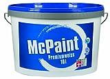 McPaint Premiumweiß matt 10 Liter
