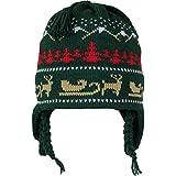 Turtle Fur Vermont Originals Christmas Sled Earflap Hat