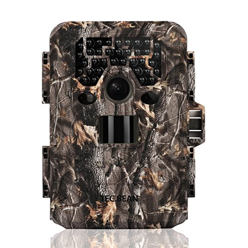 tecbean-waterproof-12mp-1080p-hd-game-trail-hunting-camera-with-36-pieces-940nm-ir-leds