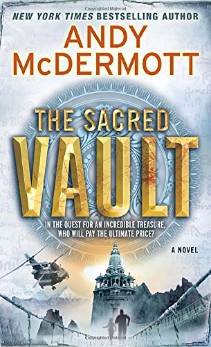 The Sacred Vault: A Novel (Nina Wilde and Eddie Chase)