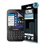 EMPIRE Premium Clear Screen Protector for BlackBerry Q5 (Pack of 2)