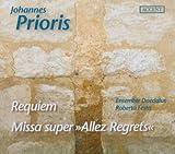 Prioris: Requiem; Missa super 'Allez Regrets' /Ensemble Daedalus · Festa