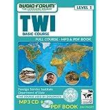 FSI: Twi Basic Course (MP3/PDF)