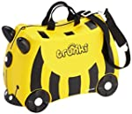 Trunki Ride-on Suitcase - Bernard the...