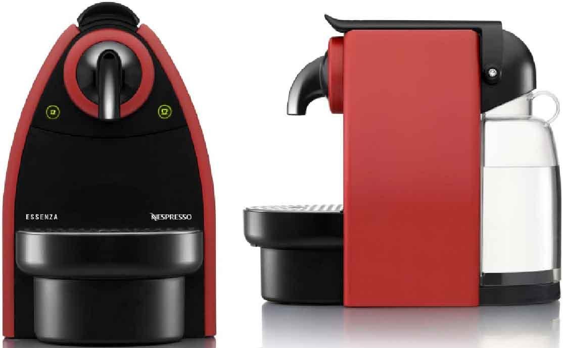 Krups Coffee Maker Red : Coffee Maker Krups Nespresso XN 2106 Essenza Programmatic RED ONLY ?59.99 eBay
