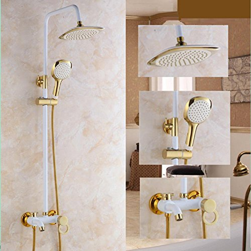 modylee-europeo-stile-retro-tutti-bronzo-bianco-vernice-prendere-una-doccia-doccia-con-doccetta-rubi