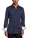 Moods of Norway Men's Kristian Vik Fashion Shirt