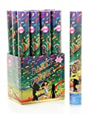 12 x XL Party Popper - Super Stimmungsmacher - Konfetti Shooter - 5-8 Meter Schussweite