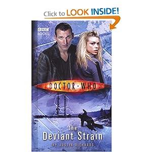 The Deviant Strain - Justin Richards