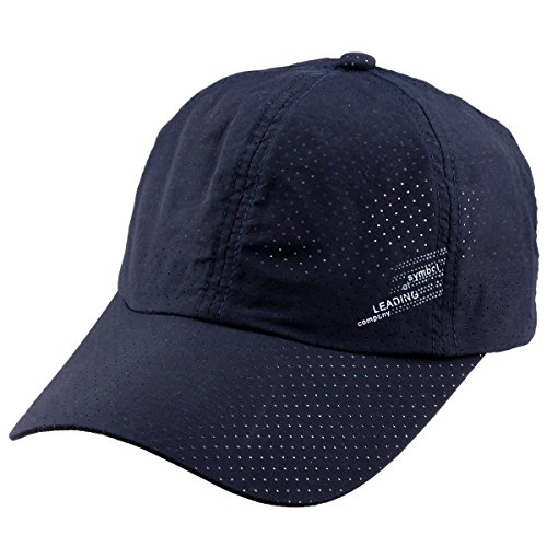 Samtree Sun Hats Women Men,Lightweight Ultra Thin Running Hat Baseball Cap(Style 5-Navy Blue) (Peaked Cap Women compare prices)