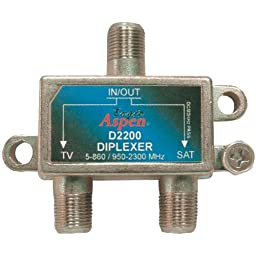 Eagle Aspen 500249 Single Diplexer