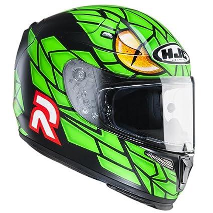 HJC - Casque moto - HJC RPHA 10 Plus Green Mamba (MAT)