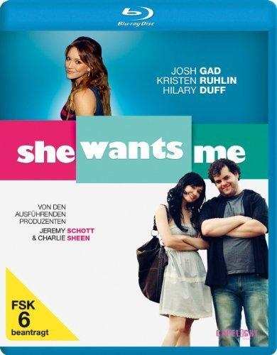 She Wants Me [Blu-ray]