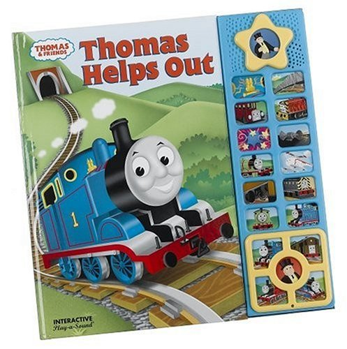 Interactive Play-A-Sound: Thomas & Friends Thomas Helps Out - 1