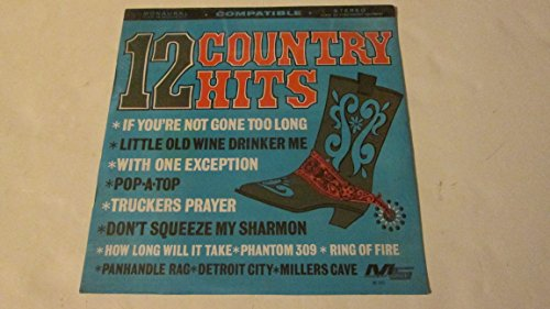 12-Country-Hits