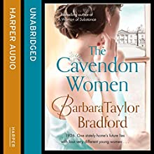 The Cavendon Women (       UNABRIDGED) by Barbara Taylor Bradford Narrated by Anna Bentinck