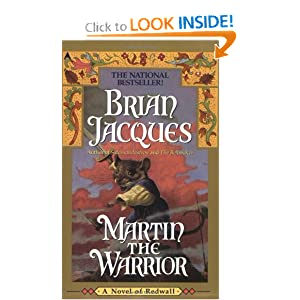Martin the Warrior (Redwall) by Brian Jacques