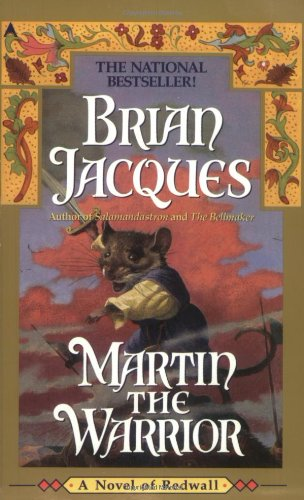 Martin the Warrior (Redwall) cover image
