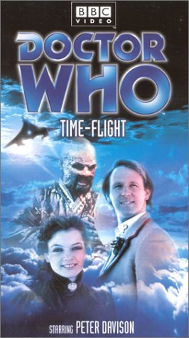 Doctor Who - Time-Flight [VHS]