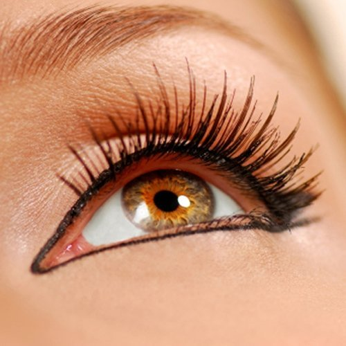 10-PAIRES-FAUX-CILS-CIL-NOIR-VOLUMINEUX-FALSE-EYE-LASH