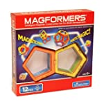 Magformers Trapezoid Building and Con...