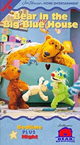 Bear In The Big Blue House Vol 8 - Bedtime Night Vhs by Sony Pictures